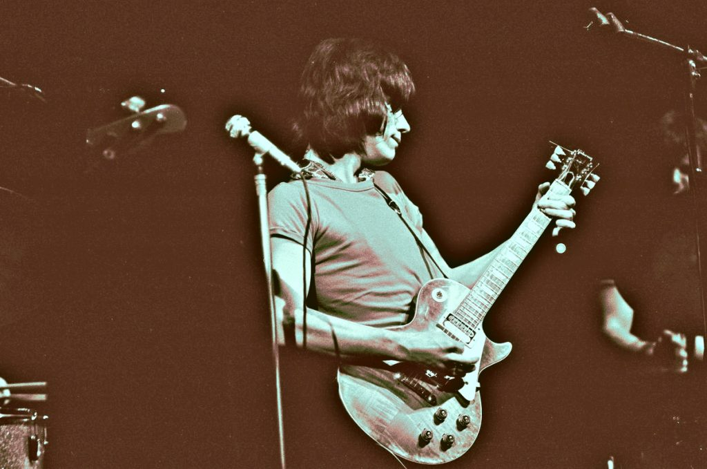 Jeff Beck Blow by Blow Era Style Solo