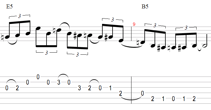2 Open String Blues Licks