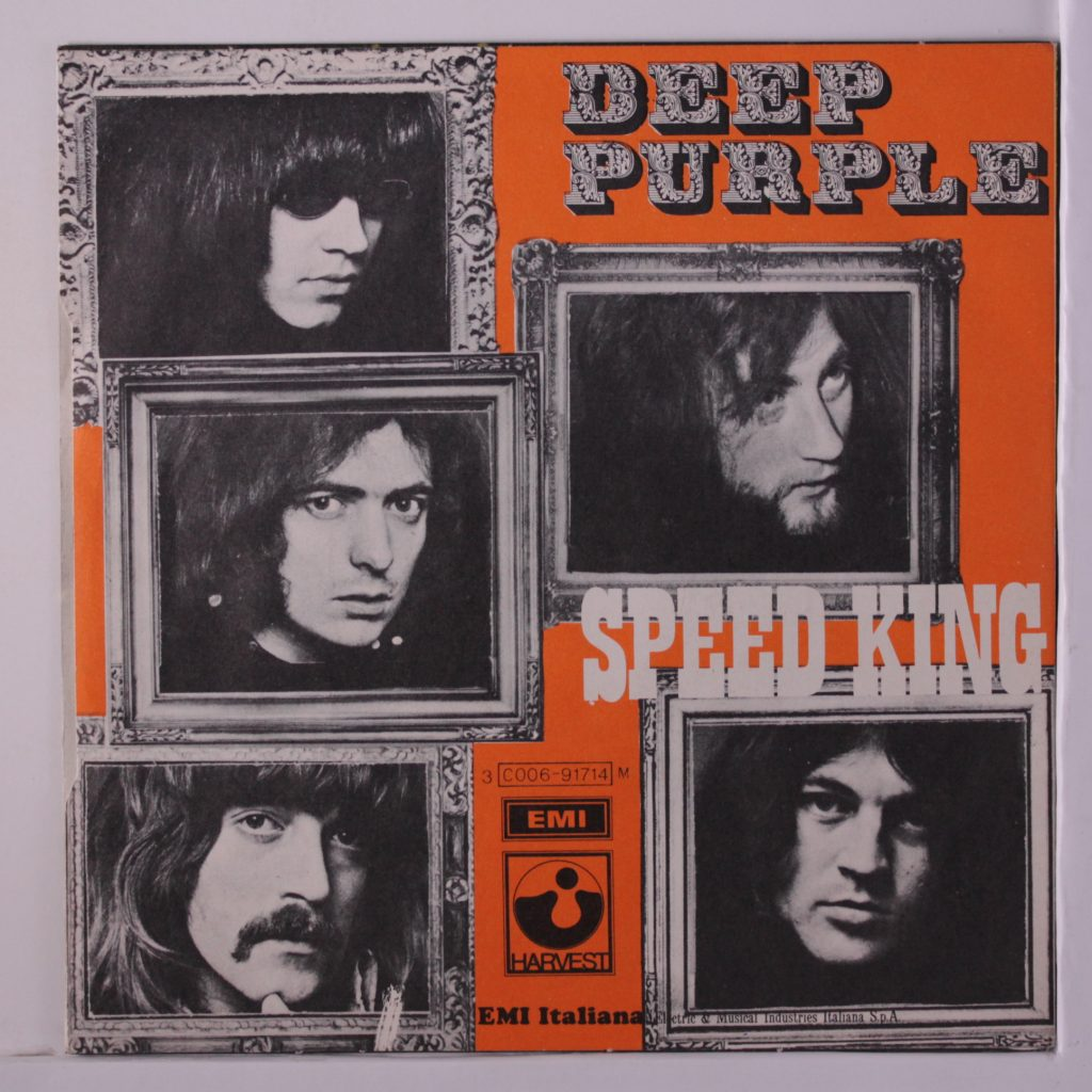 Deep Purple Speed King Guitar Solo