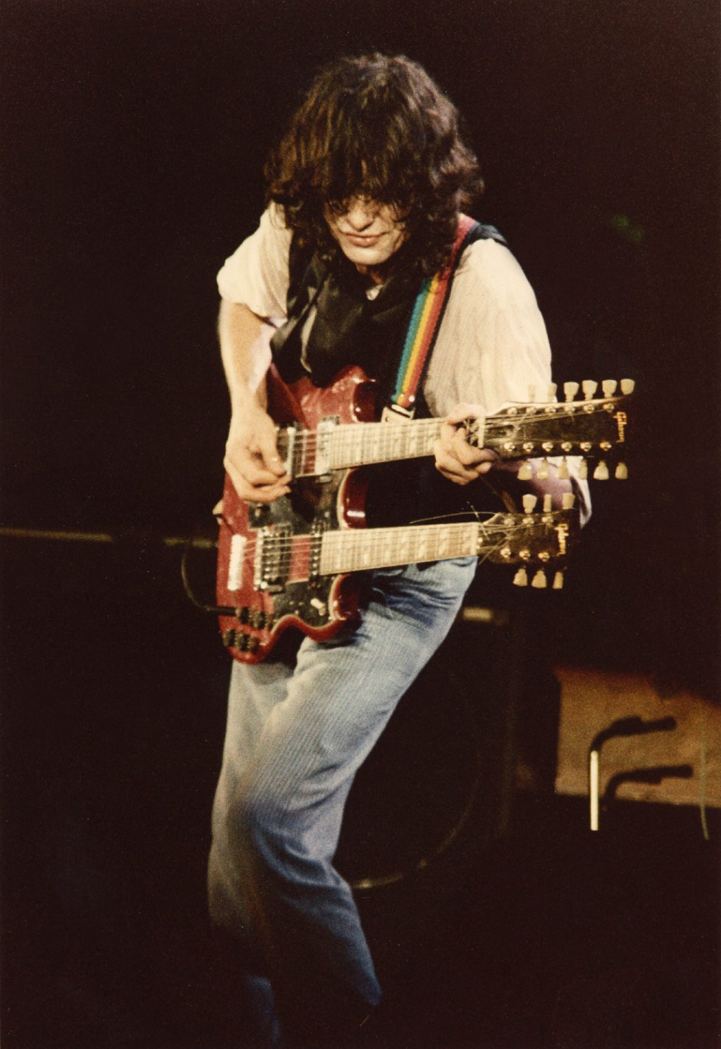 Jimmy Page (Led Zeppelin) Style Solo