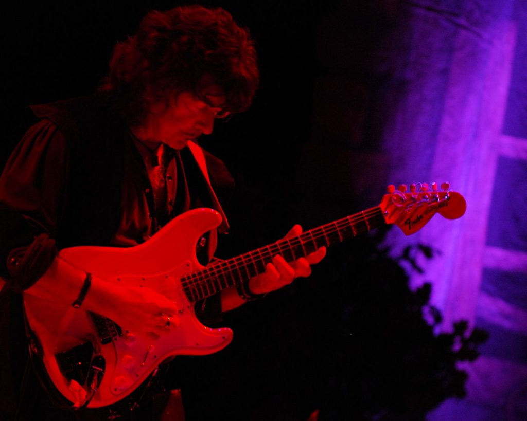 Ritchie Blackmore (Deep Purple) Style Solo