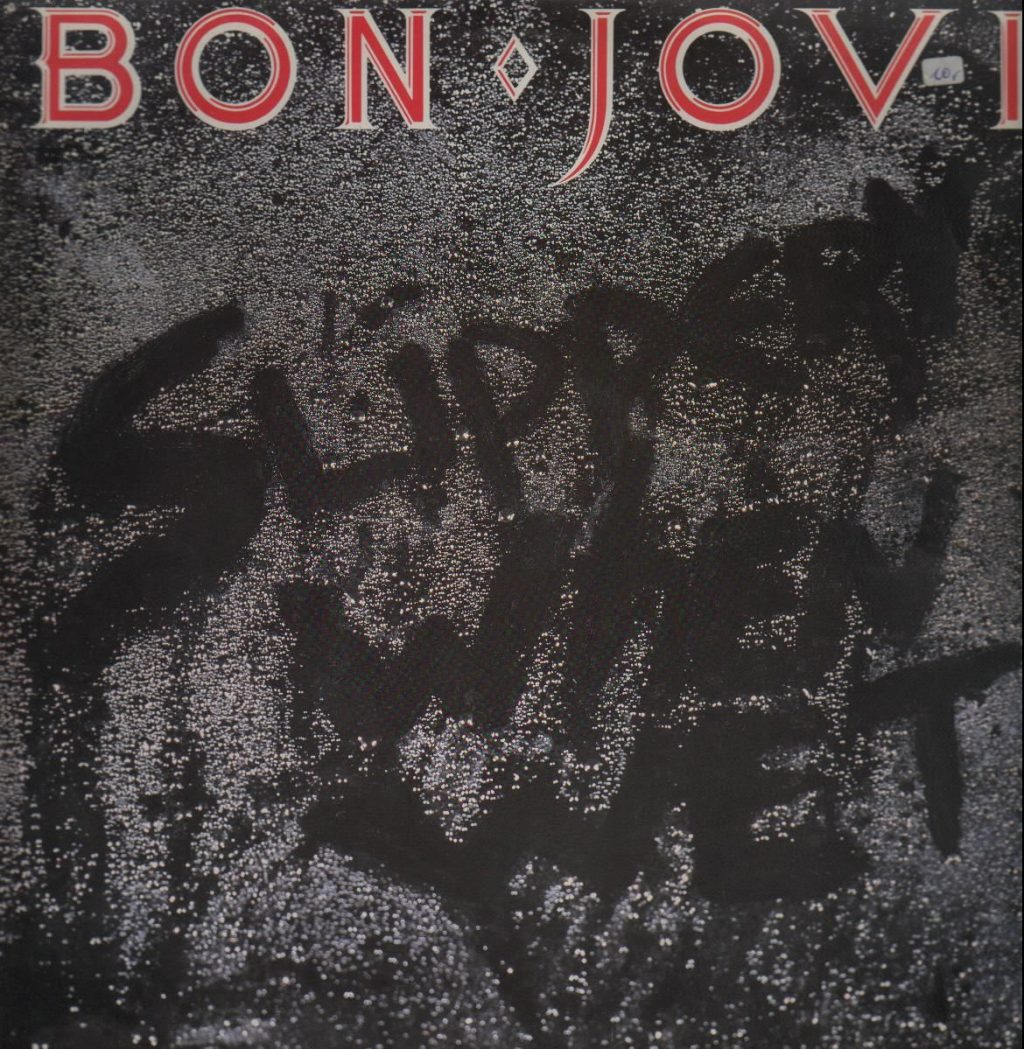 Bon Jovi Wanted Dead or Alive Solo