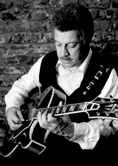 Kenny Burrell Style Solo