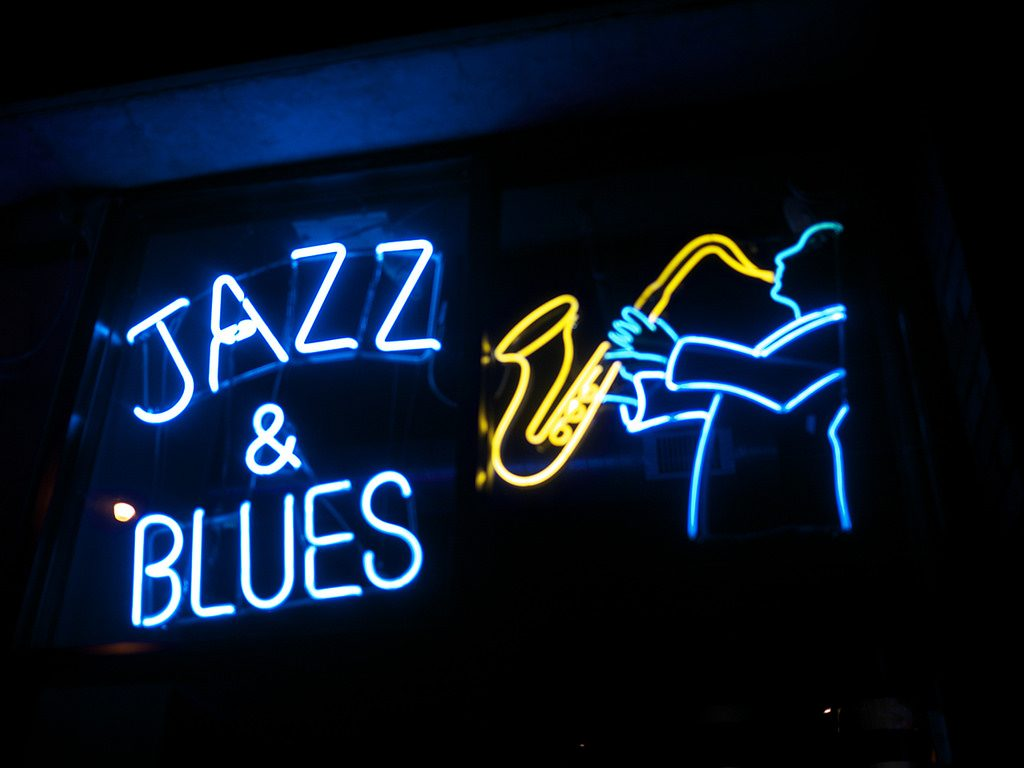 Jazz Blues Solo