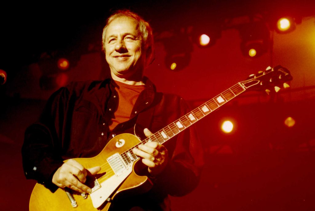 Dire Straits Tunnel of Love First Solo