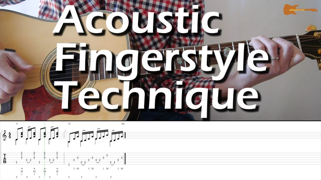 Acoustic Fingerstyle Technique