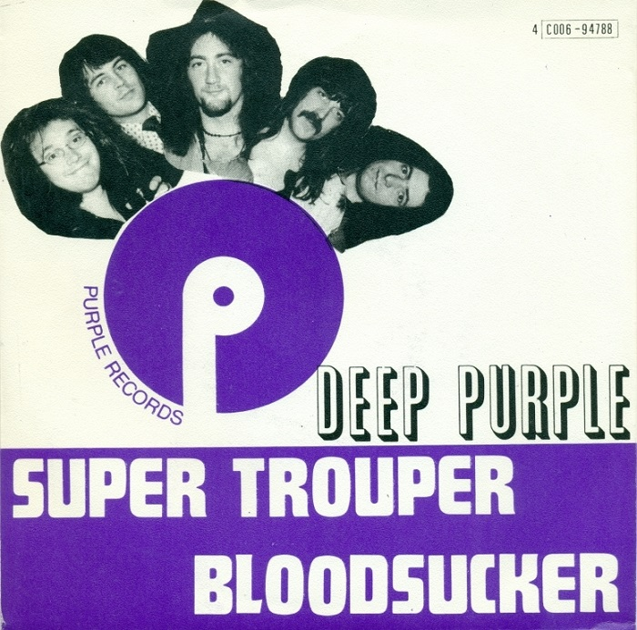 Deep Purple Bloodsucker Guitar Solo