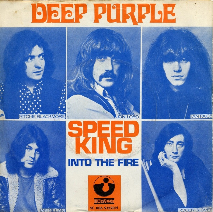 Deep Purple Into The Fire Solo