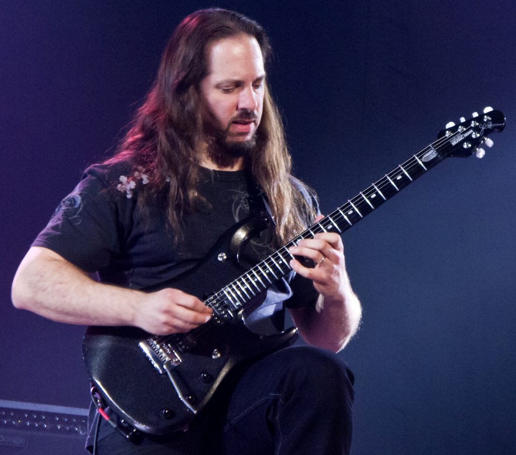 John Petrucci (Dream Theater) Style Lydian Mode Solo