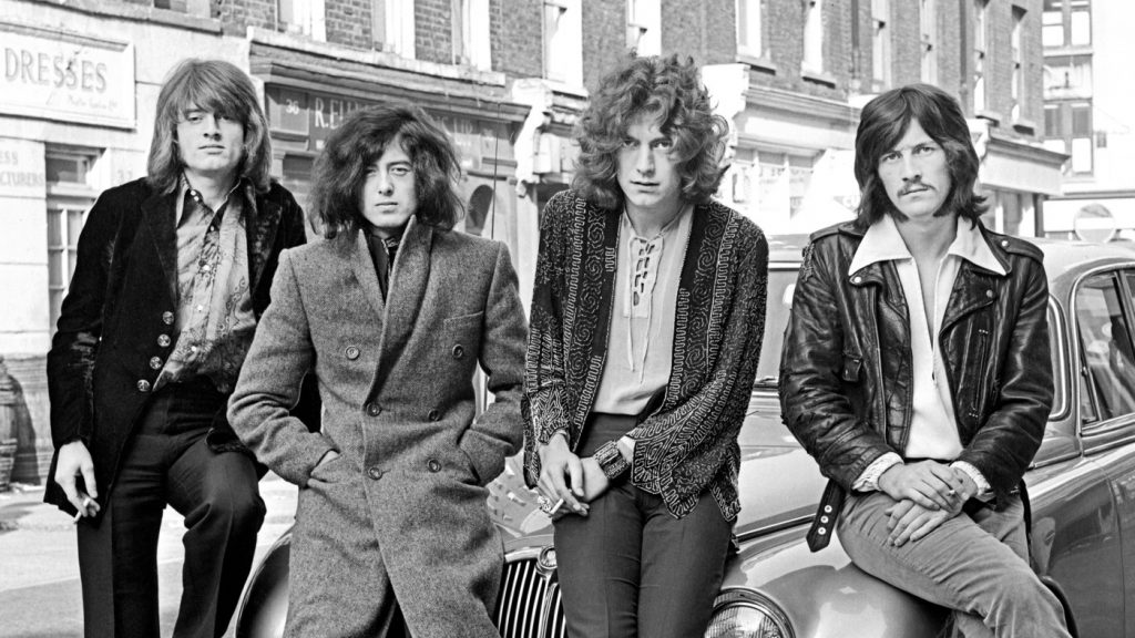 Led Zeppelin Whole Lotta Love Solo